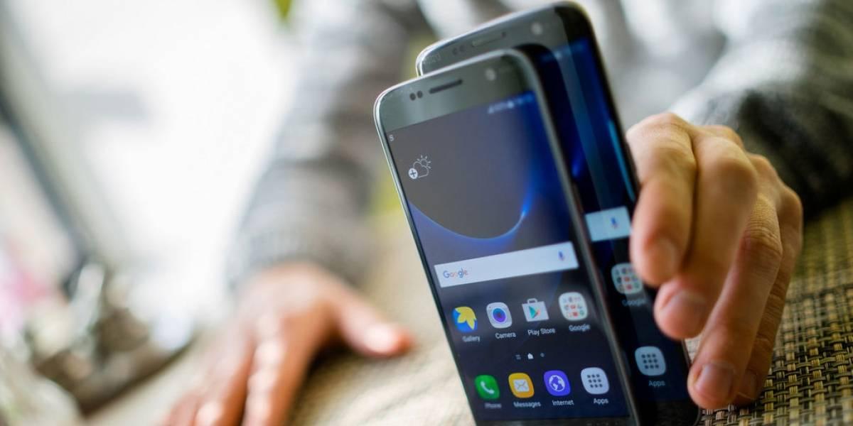 Samsung Galaxy S7 y S7 edge reciben Android 7.0 Nougat