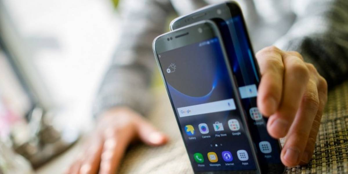 Samsung Galaxy S7 edge es el teléfono del año, según los Mobile Choice Awards