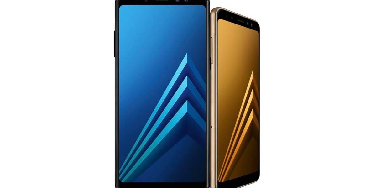 Samsung hace oficiales los Galaxy A8 y A8+ modelo 2018