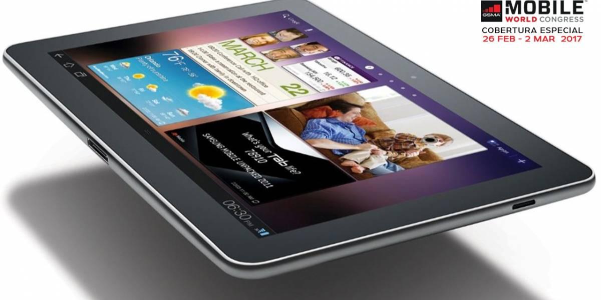 Samsung lanza tres nuevas tablets en #MWC17