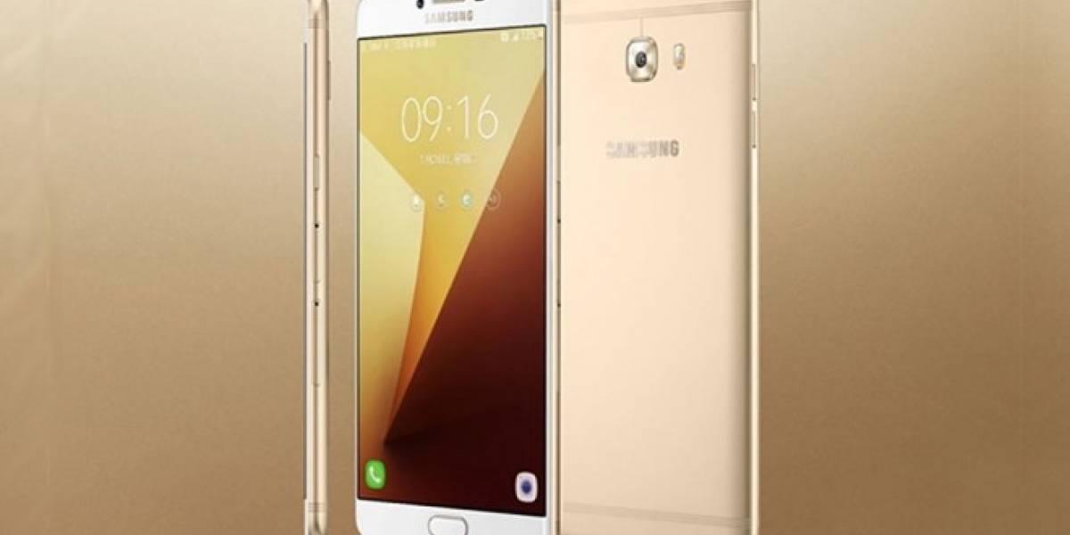 Samsung muestra su primer smartphone con 6 GB de RAM, el Galaxy C9 Pro