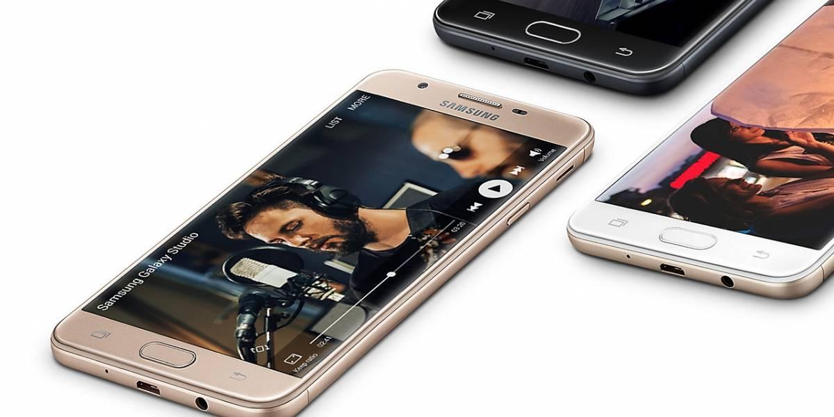 Samsung remata al Galaxy J7 Prime en México