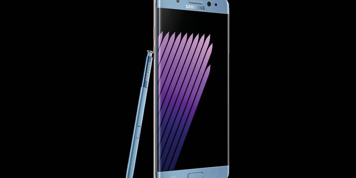 La resurrección del Galaxy Note 7 está confirmada