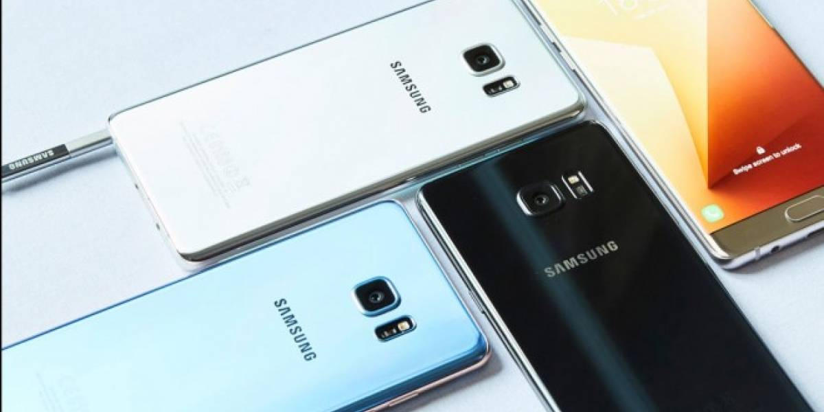 Se confirma, Galaxy Note 7 era un éxito de ventas antes de sus fallos