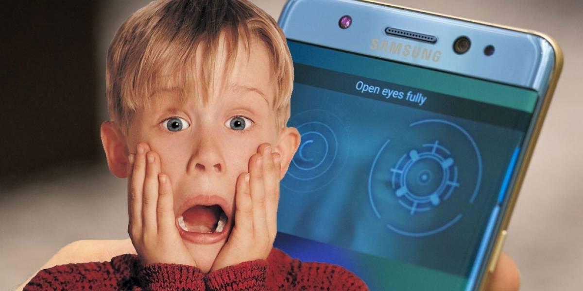 Galaxy Note 7 fue el Fail del 2016 [W aWards]