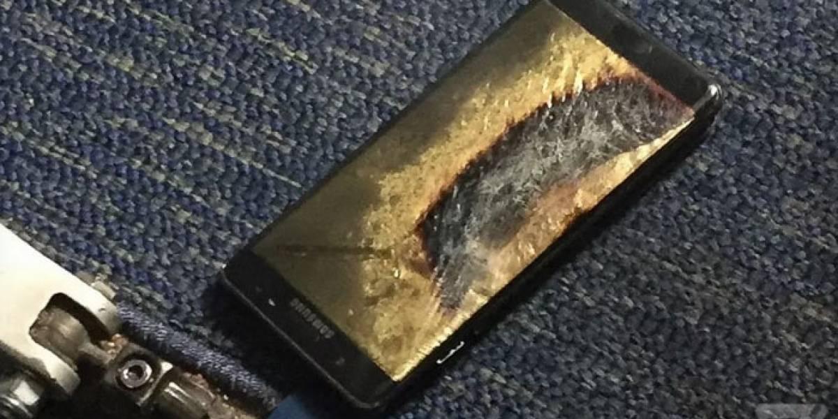 T-Mobile es el primer operador en matar los Galaxy Note 7