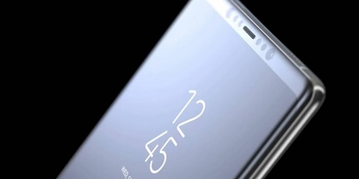 Se filtran los colores en que estará disponible el Samsung Galaxy Note 8