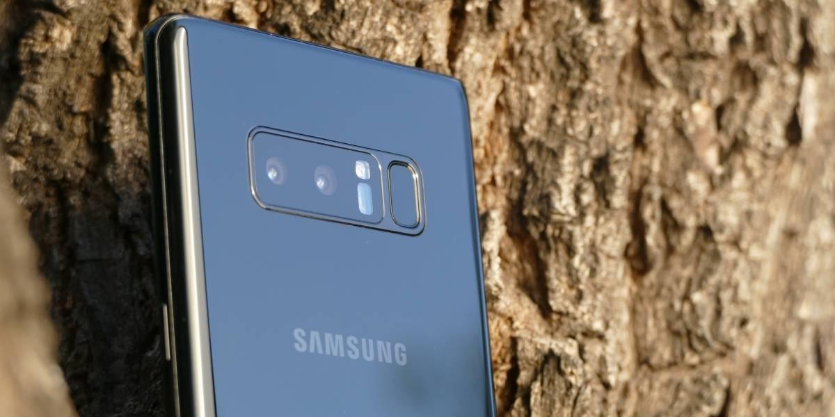 Esta noche comienza la preventa del Galaxy Note 8 en Chile