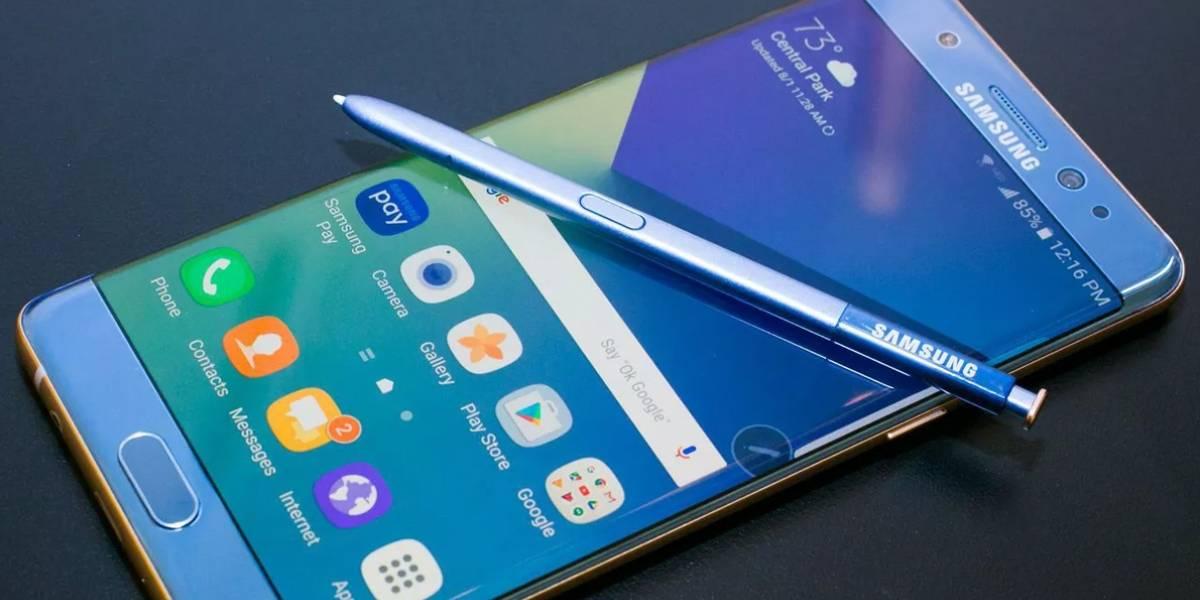 Samsung Galaxy Note 8 ya tiene fecha de lanzamiento y precio en México