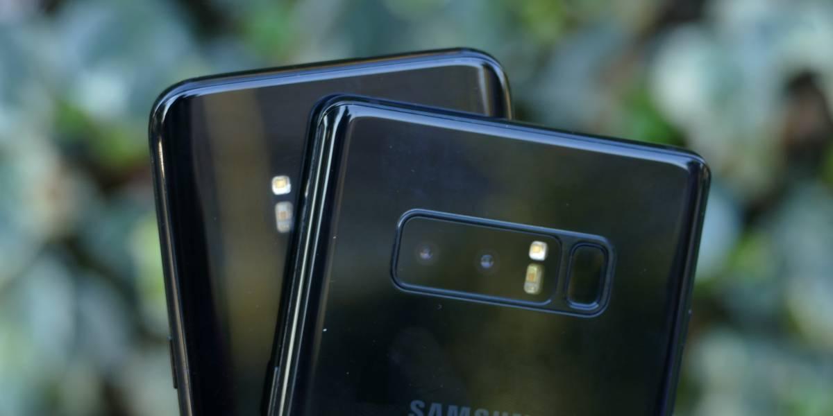 El Galaxy S9 de Samsung no tendrá el lector de huellas bajo la pantalla