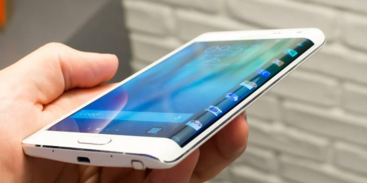 Galaxy Note 7 solo tendría versión con pantalla curva