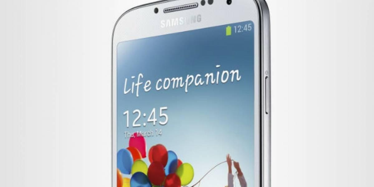 Samsung Galaxy S4 desde el 27 de Abril en España por 699 euros