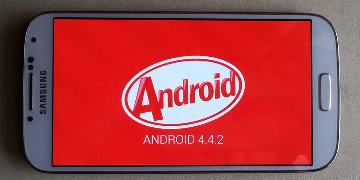 Smartphones Samsung ya no 'inflan' los benchmarks tras actualización a KitKat