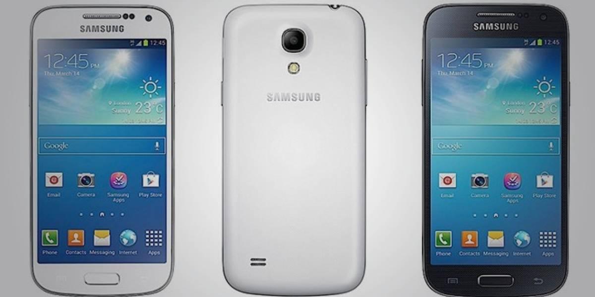 Samsung Galaxy S4 mini ya es oficial