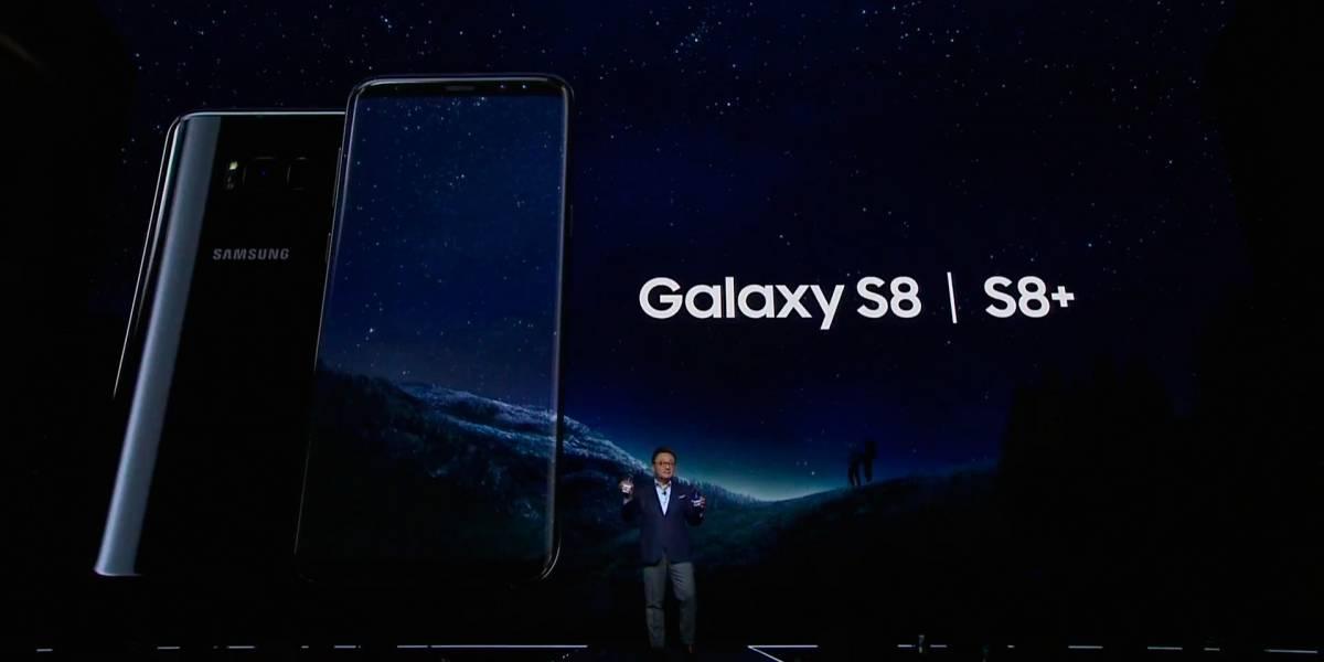 Galaxy S8 será presentado el 24 de abril en México