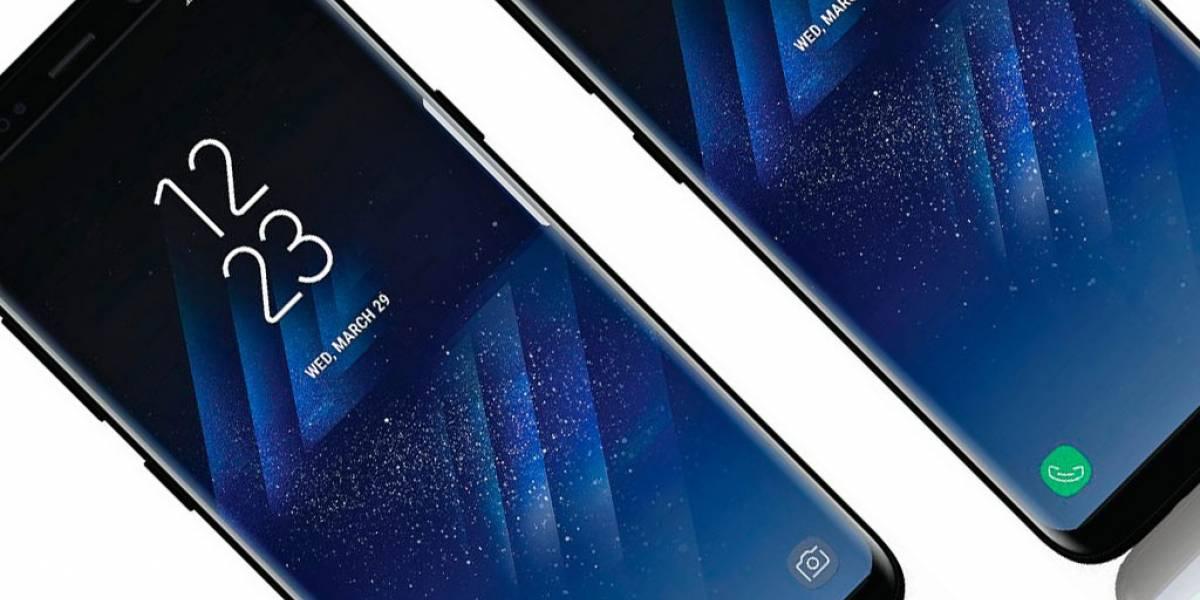 Galaxy S8 vende 600 mil unidades antes de su lanzamiento