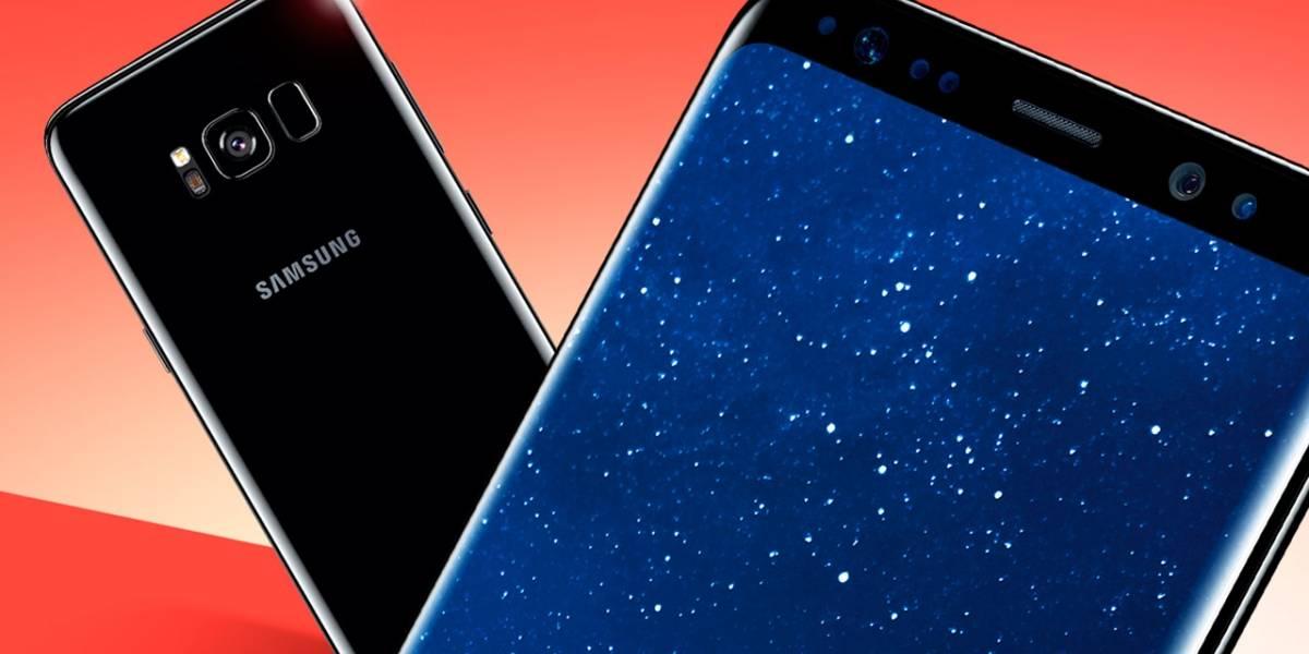 El Galaxy S8 rompe récord de preventas en su país natal