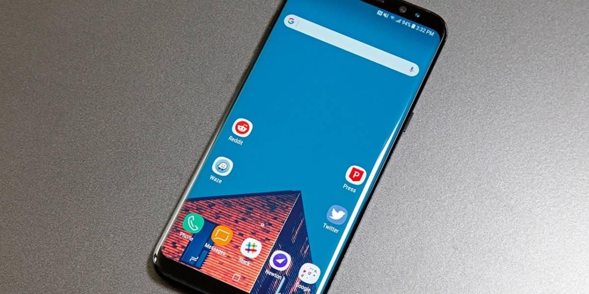 Tinte rojo del Galaxy S8: Estados Unidos empieza a recibir la actualización para solucionar el problema