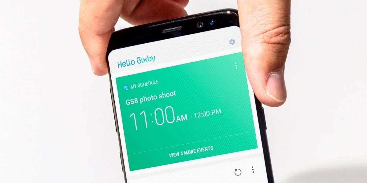 Sí que es posible reasignar el botón Bixby del Galaxy S8 con root