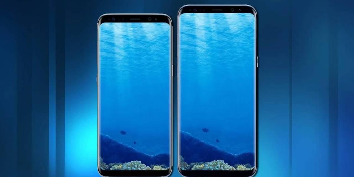 Ya tiene fecha la preventa del Galaxy S8 y S8+ en Chile