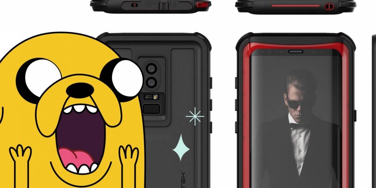 Se filtra render con la nueva apariencia del Galaxy S9