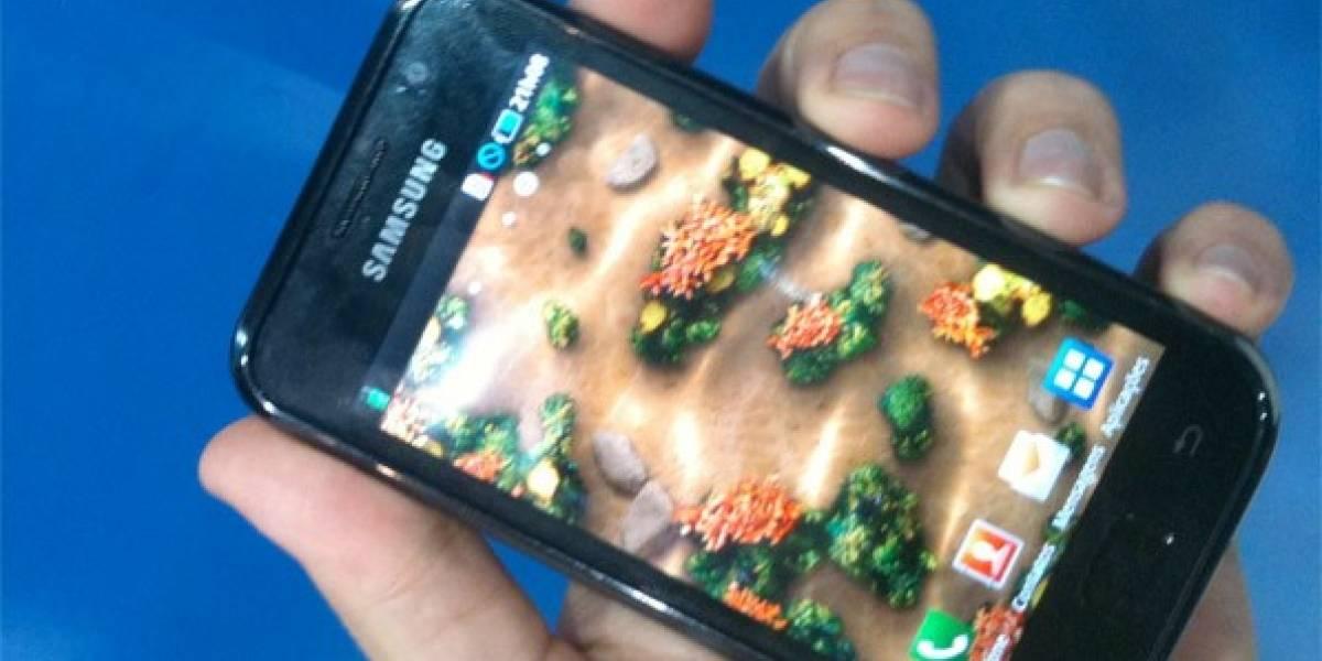 Samsung agregará sintonizador ISDB-Tb a su Galaxy S para Brasil