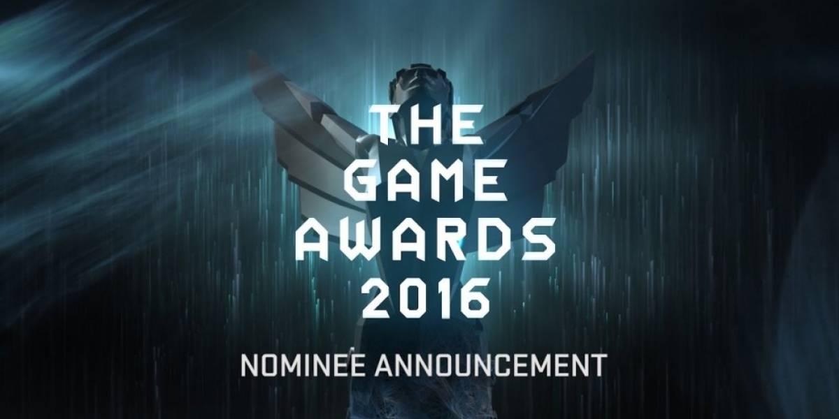 Estos son los nominados a The Game Awards 2016