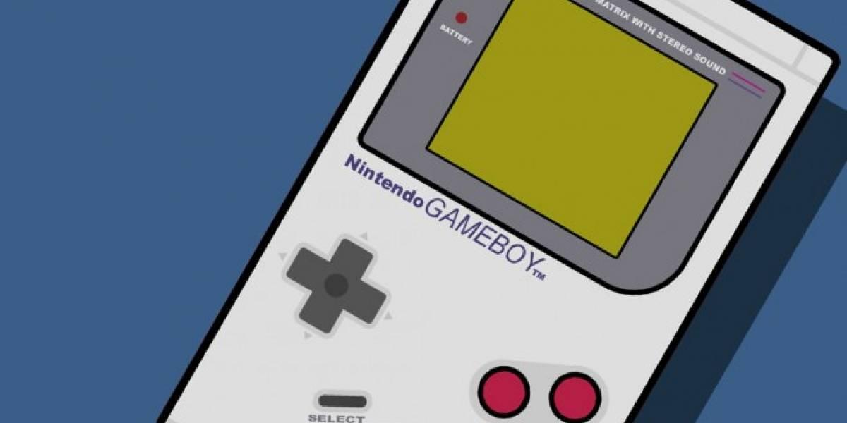 Esta carcasa transforma tu smartphone en un Game Boy