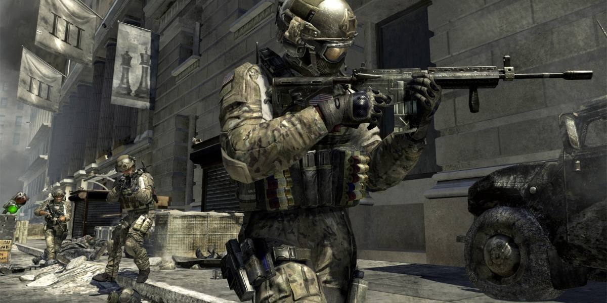 Los benchmarks de Call of Duty: Modern Warfare 3