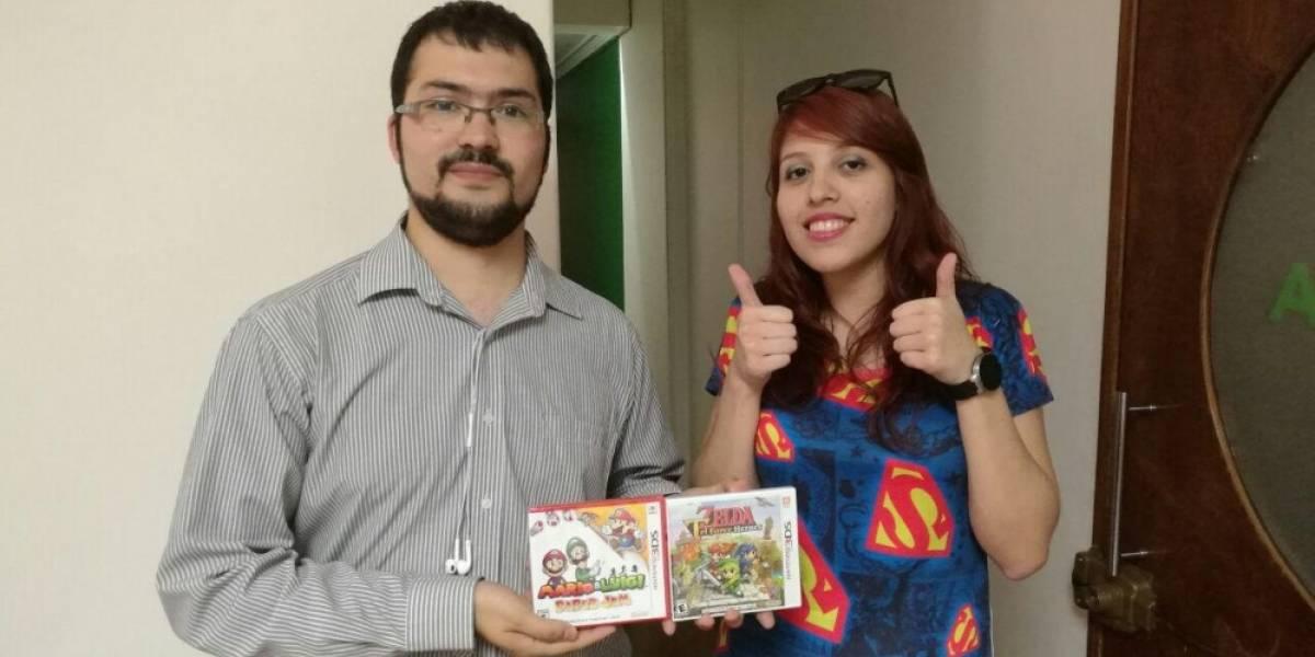 Concurso: Regalamos Super Mario Maker y Splatoon [NB Aniversario]