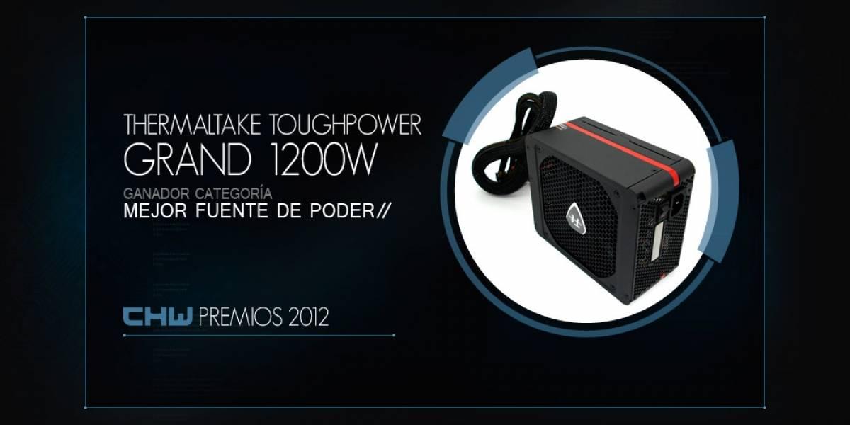 [CHW Awards] Ganador mejor fuente de poder 2012