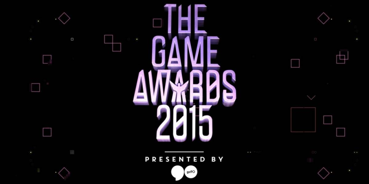 Mira aquí The Game Awards 2015