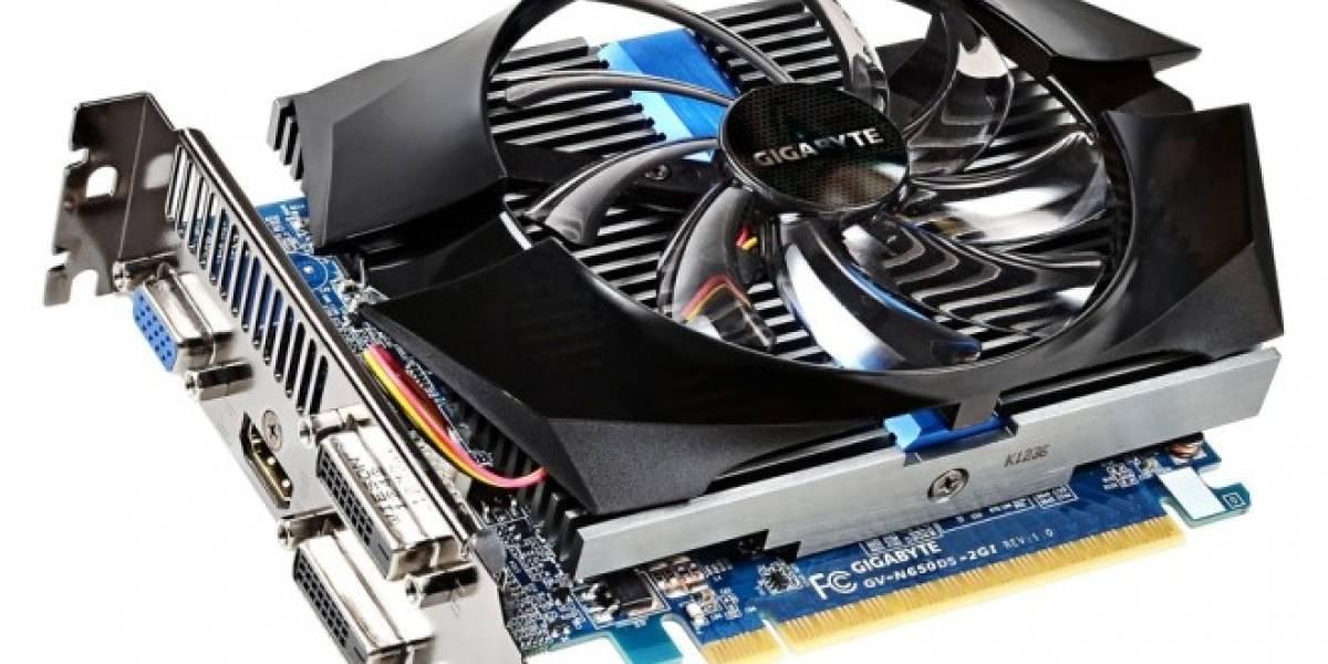 Gigabyte lanza un par de nuevos modelos de la GeForce GTX 650