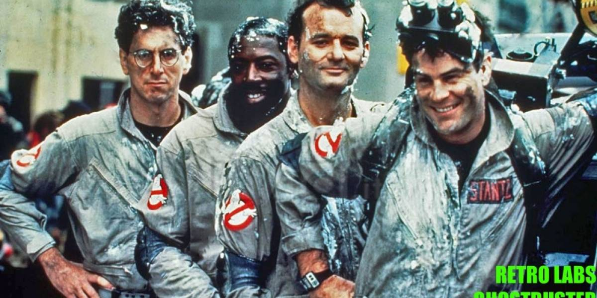 Retro Labs: Ghostbusters