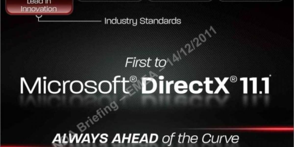 AMD Radeon HD 7900 Series: Los primeros GPUs DirectX 11.1 con bus PCIe 3.0