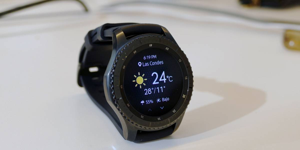 Review Samsung Gear S3 Frontier