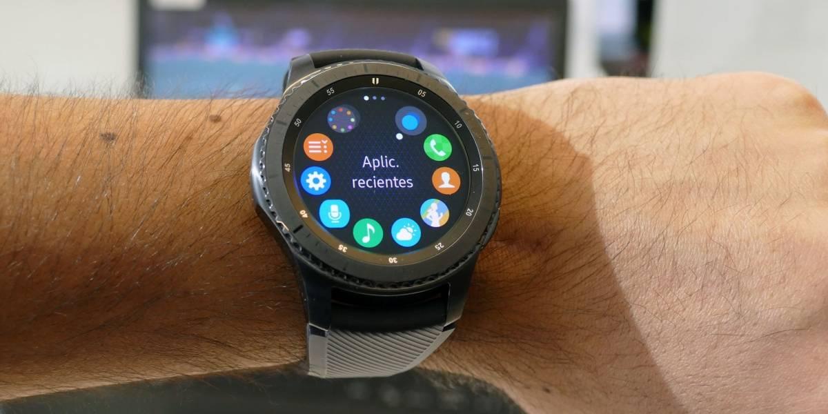 Tizen 3.0 empieza a llegar a los Samsung Gear S3