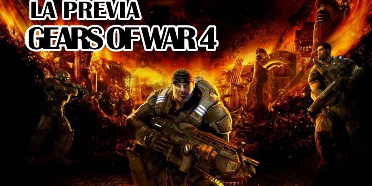 La Previa: Gears of War 4
