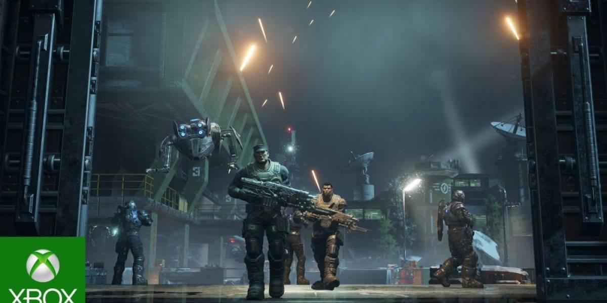 Vean los primeros 20 minutos de la campaña de Gears of War 4