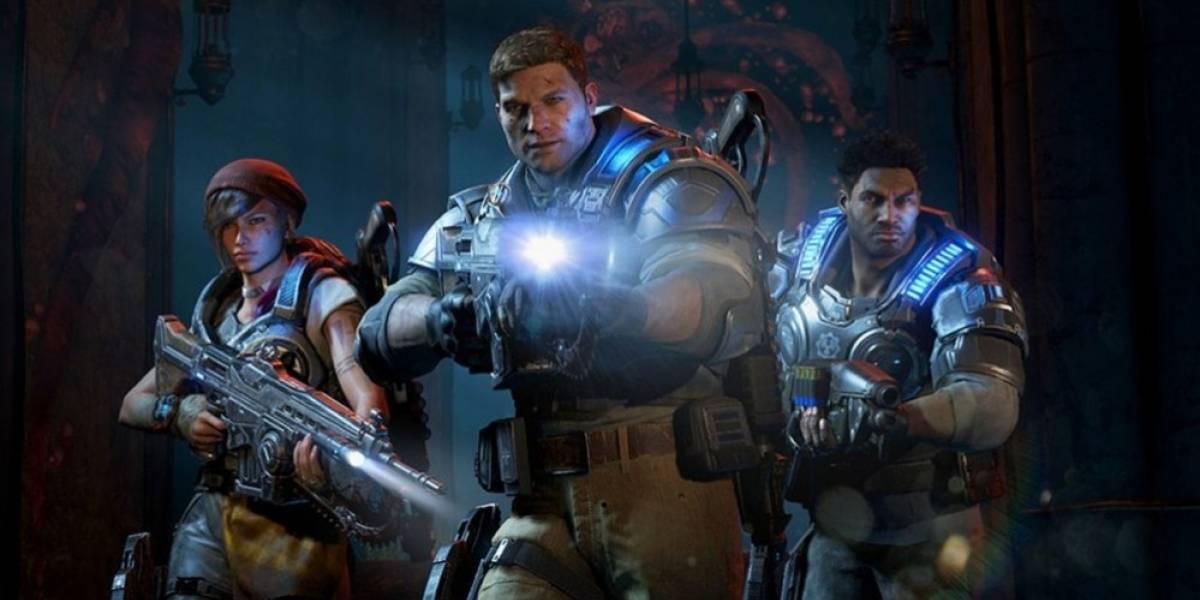 Así se ve Gears of War 4 en 4K #gamescom2016