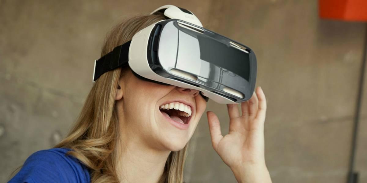 Samsung mejora la navegación en internet en su Gear VR