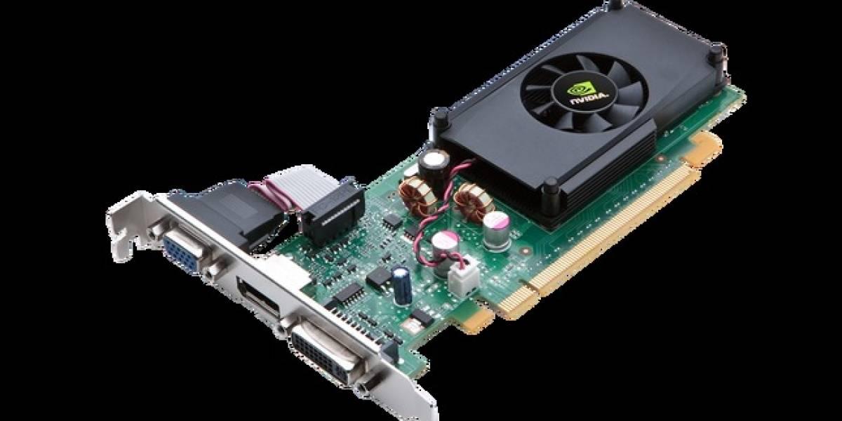 Nvidia Geforce 405 y 510 son lanzados silenciosamente