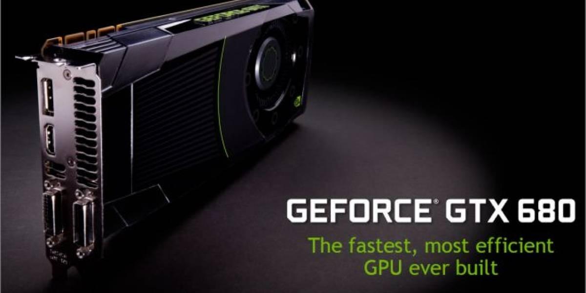 NVIDIA GeForce GTX 680: Evolución de su rendimiento gráfico