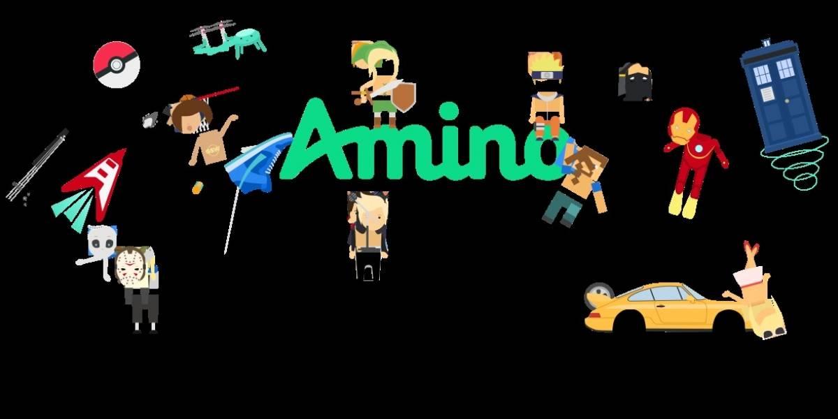 Conoce Amino, la red social basada en comunidades