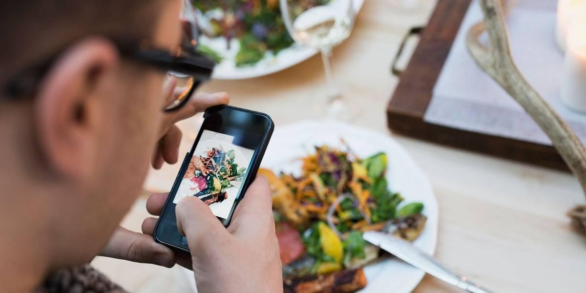 Nueva aplicación de Sony permite contar calorías sacando fotos de tu comida
