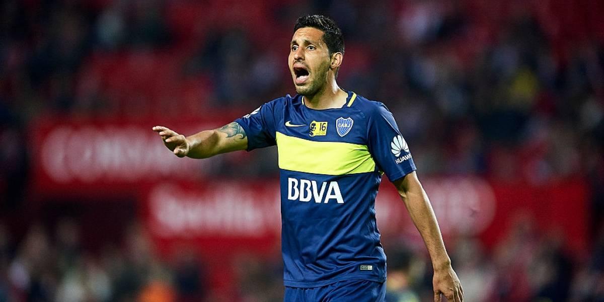 Todo listo: Juan Manuel Insaurralde será el tercer refuerzo de Colo Colo