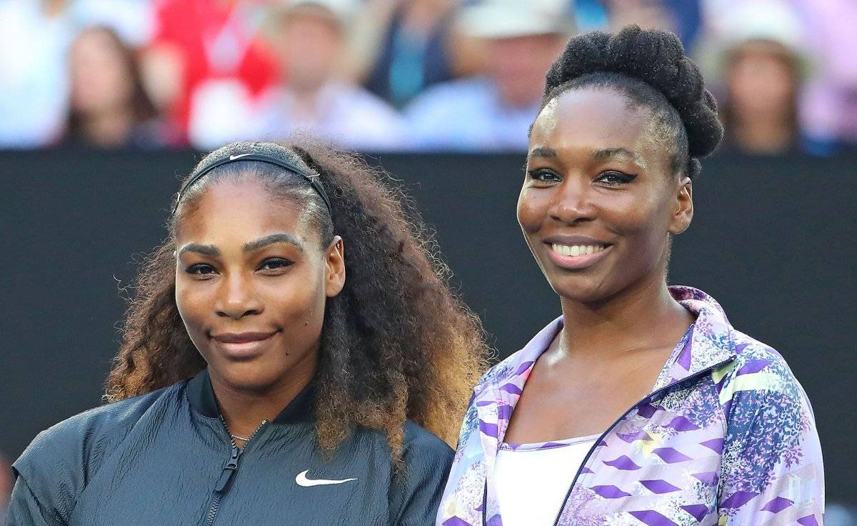 Serena y Venus Williams
