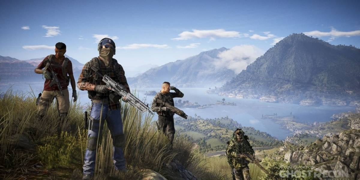 Así luce Ghost Recon: Wildlands en PC