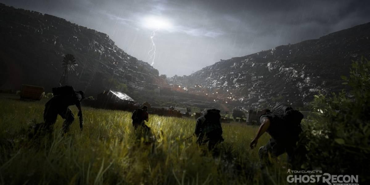 Ghost Recon: Wildlands nos muestra jugabilidad en modo sigilo