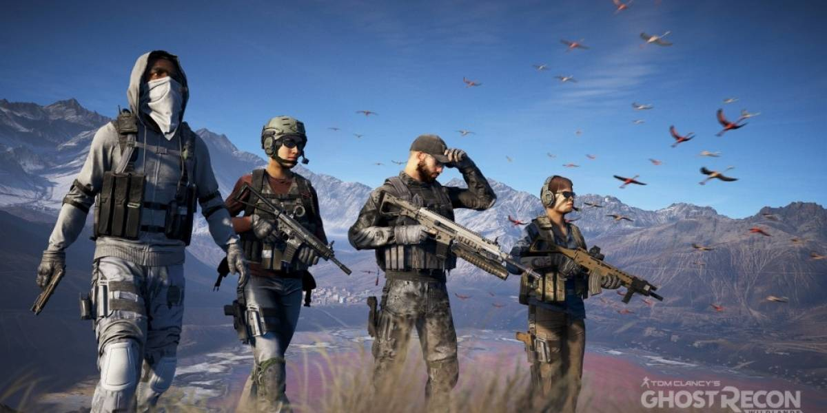 Ubisoft lanza comercial para TV de Ghost Recon: Wildlands